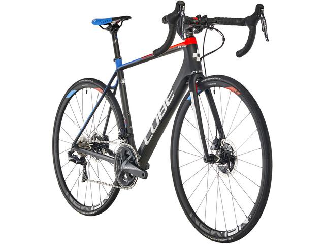 Cube Litening C:62 Race Disc Racercykel blå/sort | Road bikes